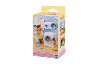 Sylvanian Families - Laundry & Vacuum Cleaner SF5445