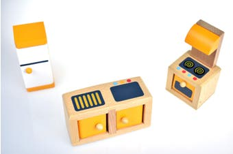 Tooky - Mini Furniture Kitchen