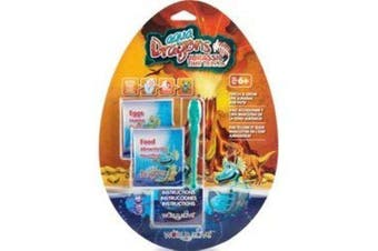 Aqua Dragons - Jurassic Refill Pack