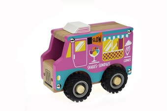 Koala Dream - Wooden Ice Cream Truck