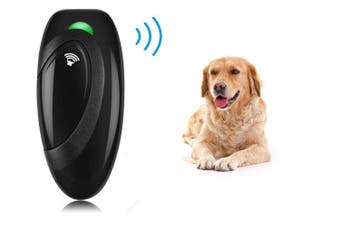 Anti barking device,ultrasonic dog barking deterrent and 2 in 1 dog training auxiliary Control