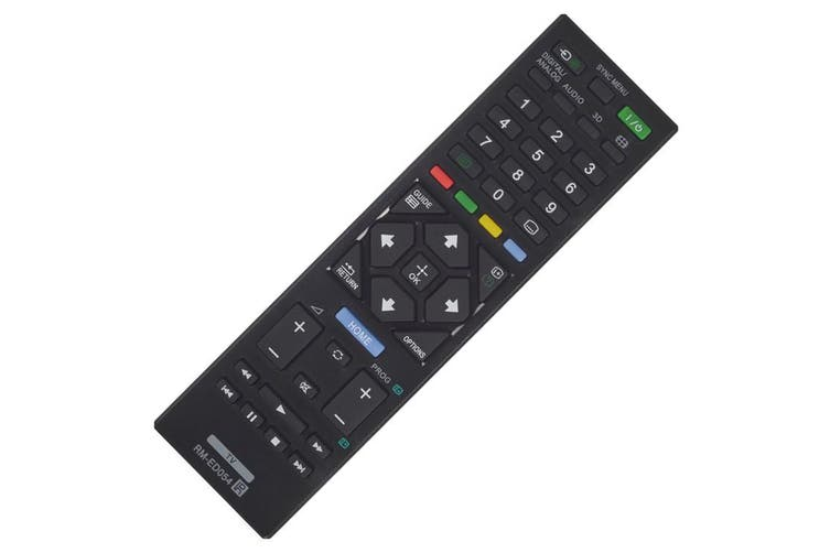 RM-ED054 Replacement Smart TV Remote Control Television Controller for Sony KDL-32R420A KDL-40R470A KDL-46R470A