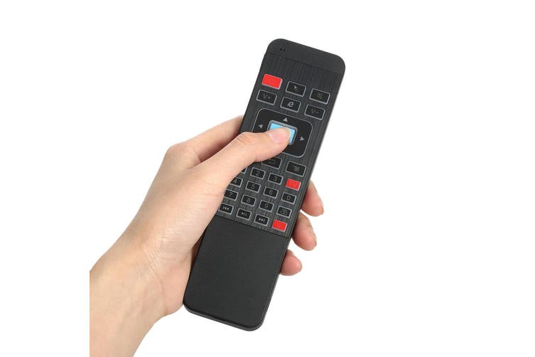 2.4G Backlight Air Mouse Wireless Keyboard Remote Control for Smart TV Android TV Box Mini PC