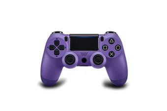 Double-Shock 4 Wireless buetooth Controller for PlayStation 4 - purple