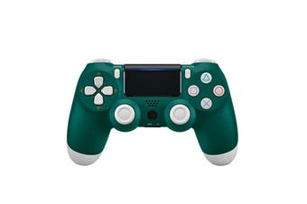 Double-Shock 4 Wireless buetooth Controller for PlayStation 4 - Alpine green