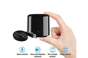 RM4C Mini IR SmartHome WiFi Remote Controller Infrared Receiver Timer Voice Control System Universal Version