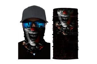 Cool Robot Skeleton Halloween Mask Scarf Joker Headband Balaclavas for Cycling Fishing Ski Motorcycle MX2