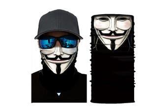 Cool Robot Skeleton Halloween Mask Scarf Joker Headband Balaclavas for Cycling Fishing Ski Motorcycle X1