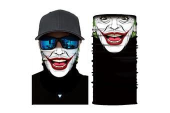 Cool Robot Skeleton Halloween Mask Scarf Joker Headband Balaclavas for Cycling Fishing Ski Motorcycle X4