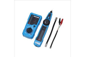 Wire tracer,RJ11 RJ45 cable tester,cable finder,multi-function wire tracer,toner,Ethernet LAN network cable tester,used for network cable management,telephone line tester,continuity check