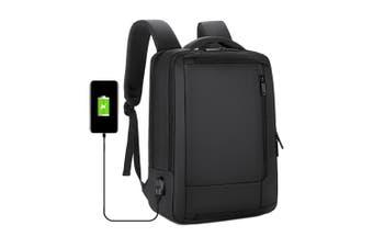 Waterproof Knapsack Handbag with USB rechargeable shoulder bag multi-function laptop backpack