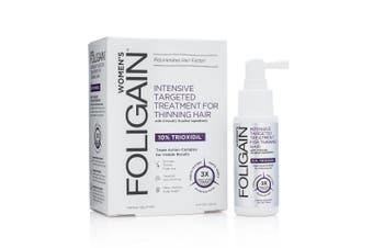 Foligain - Hair Regrowth Treatment For Women with 10% Trioxidil