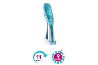 Hairmax Ultima 9 Classic- Hair Growth Laser Comb, Hair Loss Laser