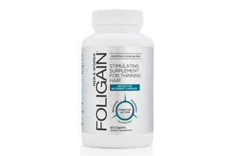 Foligain - Stimulating Hair Regrowth Supplement 60ct & 120ct