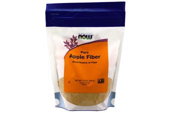 Now Foods Pure Apple Fiber 340g
