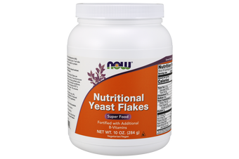 Now Foods - Nutritional Yeast Flakes