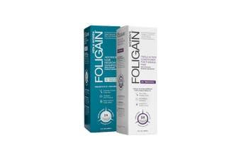 Foligain - Women's Advanced Shampoo & Conditioner Bundle