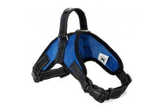 Adjustable Dog Breathable Walking Harness For Medium And Large Dogs XL