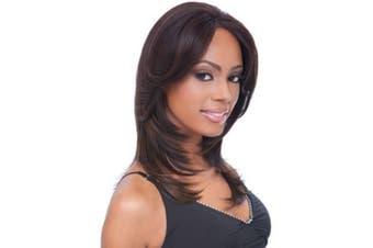 Women fashion Middle Length Hair Wigs 65