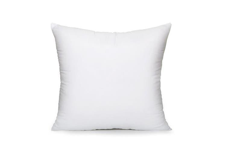 Poly White Sham Square Pillow Inserts  35*55cm