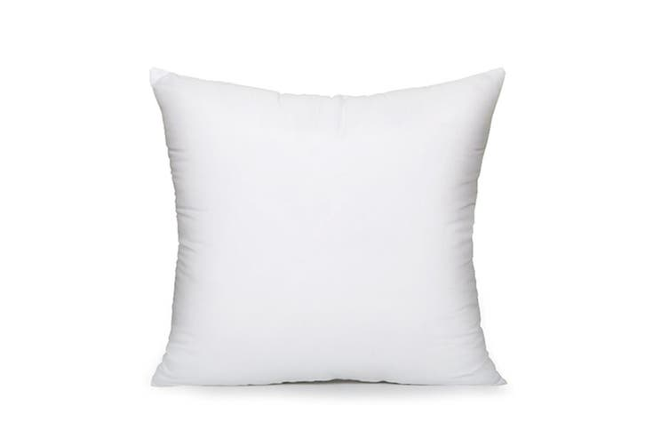 Poly White Sham Square Pillow Inserts  45*65cm