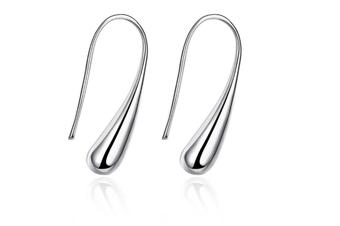Sterling Silver Tear Drop Earrings  G00149
