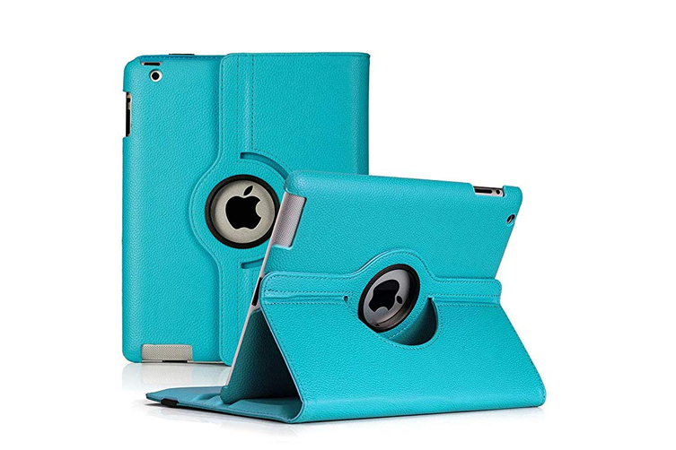 Multiple Angles Stand Smart Protective Cover for iPad 2 3 4