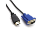HDMI to VGA HD Cable 6Ft(1.8m)1080P