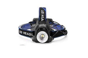 Super Bright Headlight 1000 lumens LED Waterproof Head Torch Headlight,Adjustable Head Flashlights