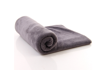 Large Size Microfiber Car Cleaning Towel Cloth Multifunctional Wash Washing Drying Cloths 60*160 Gray