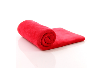 Large Size Microfiber Car Cleaning Towel Cloth Multifunctional Wash Washing Drying Cloths 60*160 Red