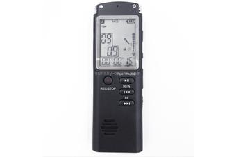 Monochrome Screen HD Noise Reduction Digital Voice Recorder, 16G