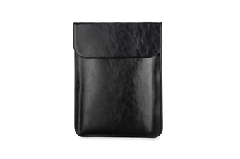 """12""""Synthetic Leather Laptop Sleeve forMacBookAir/Pro"""