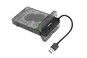 Hard Drive Enclosure Case for 2.5 inch HDD SSD