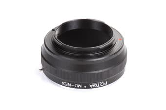 MD-NEX Adapter Ring for Minolta MC MD Lens to Sony NEX-5 7 3 F5 5R 6 VG20 E-mount