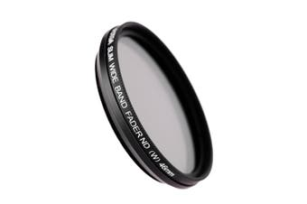 Fotga 46mm Slim Fader Variable ND Filter Adjustable Neutral Density ND2 to ND400