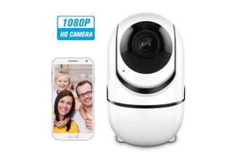 Home Security WIFI Camera 720P Wireless IP Camera white