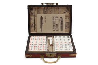 Chinese Numbered Mahjong Set #1