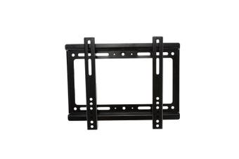 HDTV Wall Mount TV Flat Panel Fixed Mount Flat Screen Bracket with Max 200 * 200 VESA Compatibility and Max.55lbs Loading Capacity for 14\