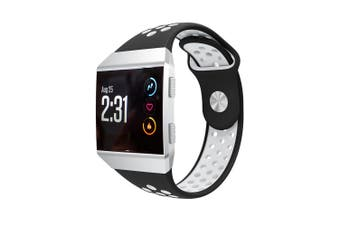 Bands Replacement for Fitbit Ionic Soft Silicone Sport