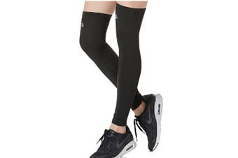 Women  Thigh High Compression Stockings For Yoga Pregnancy, Sports, Flight Travel, Shin Splints, Varicose Veins XL