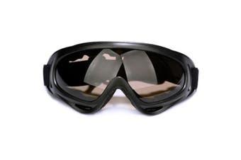 Ski Goggles  Snowboard Goggleswith 100% UV400 Protection,Wind Resistance, Anti-Glare Lens Brown