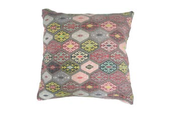Diamond Kilim Cushion Cover