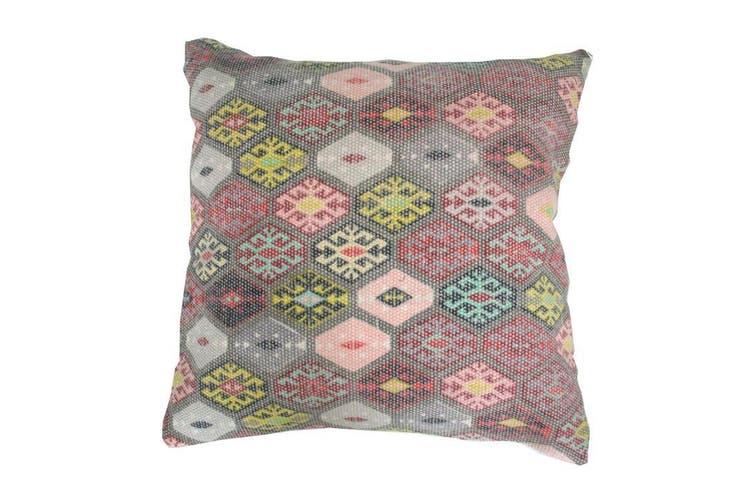 Diamond Kilim Cushion Cover