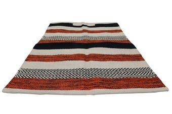 Kilm design rug