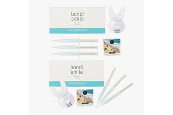 Besties Pack: 2 x Teeth Whitening Kits