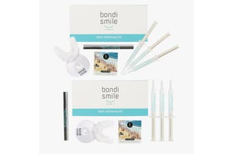 Legends Pack: 2 x Ultimate Teeth Whitening Kits