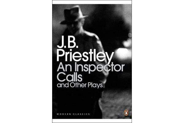 an inspector calls compare and The english theatre frankfurt – priestley, an inspector calls  comparison with  the 1954 film  if we aren't able to make a difference we blame ourselves.