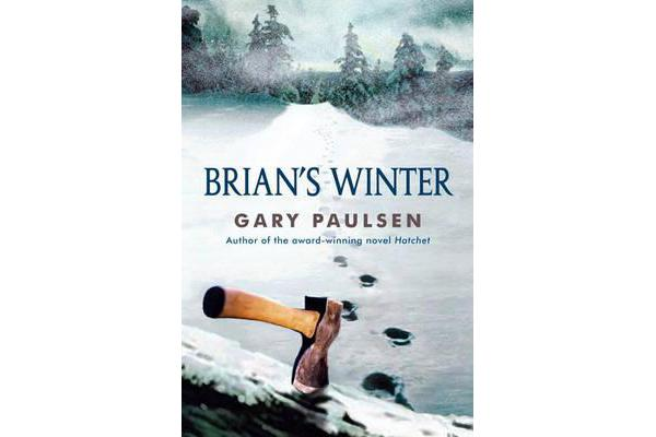brians winter summary Chapters 15-16-17- epilogue brian kills a deer and it dies slowly and it made brian feel horrible watching it die slowly like that he skins the deer and takes it back to his home, cutting off the head and putting it up he then makes a 'sled' out of the deer skin to load up all of his gear and meat to take to his home.