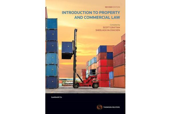 View more of the Introduction to Property and Commercial Law
